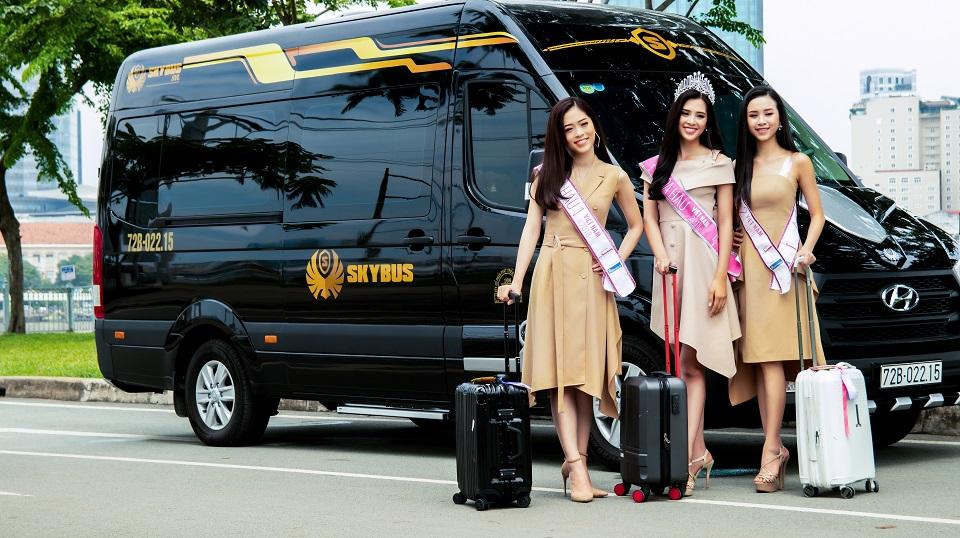 Đại sứ thương hiệu SKYBUS Limousine