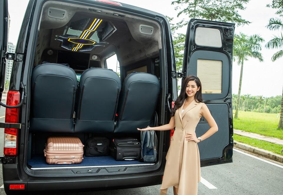 Solati Limousine SKYBUS XLL 12 chỗ