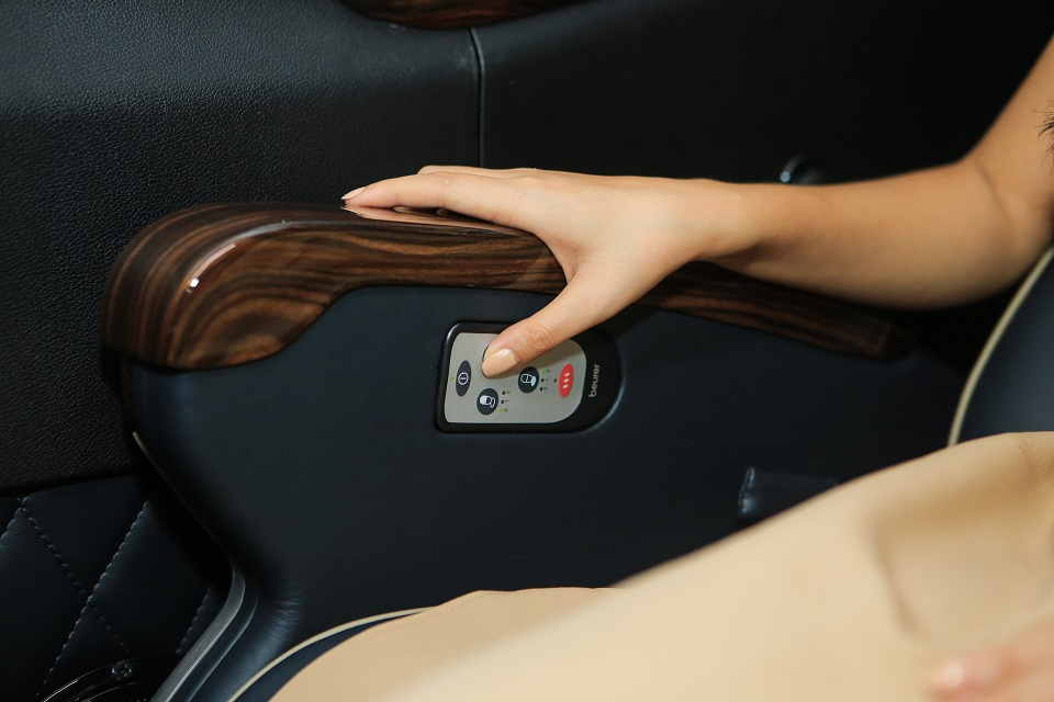 Solati Limousine 12 chỗ SKYBUS XLL