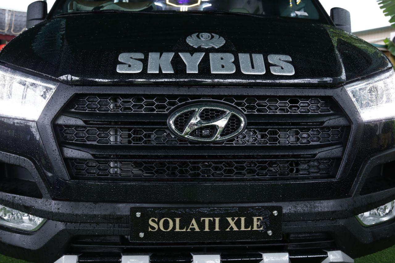 Xe hạng thương gia SKYBUS Solati XLE
