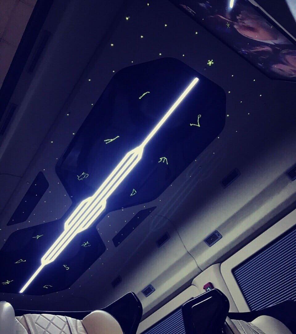 Solati Limousine Limited thiết kế mới nhất