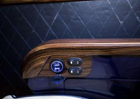 Solati Limousine 2019 - ghế Vip chỉnh điện