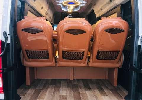 Cốp hành lý Solati Limousine 2019