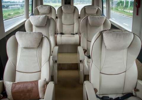 Xe Solati Limousine 10 chỗ