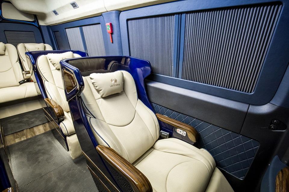 SKYBUS Solati Bold - Limousine ghế Boeing 5