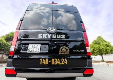 Solati Limousine 10 chỗ SKYBUS Special Edition