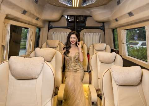 Solati Limousine 10 chỗ SKYBUS Special Edition 2