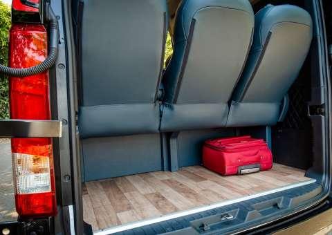 Solati Limousine 12 ghế VIPs SKYBUS PRO 19