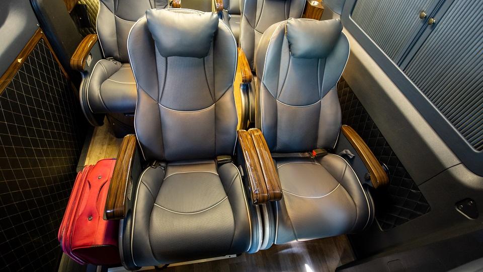Đồng Phước limousine đầu tư Solati Limousine PRO tuyến Tây Ninh