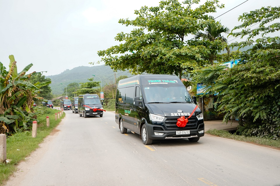 Skybus Solati Bold - Trung Thành Limousine