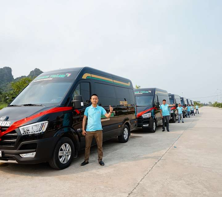 Xe limousine Skybus solati Bold - nha xe Trung Thanh