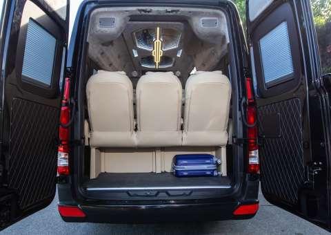 Solati Limousine 10 chỗ - SKYBUS Solati Special 10