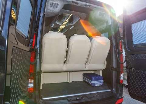 Solati Limousine 10 chỗ - SKYBUS Solati Special 18