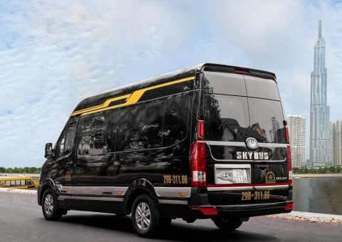 Skybus Pro - Solati Limousine 2020