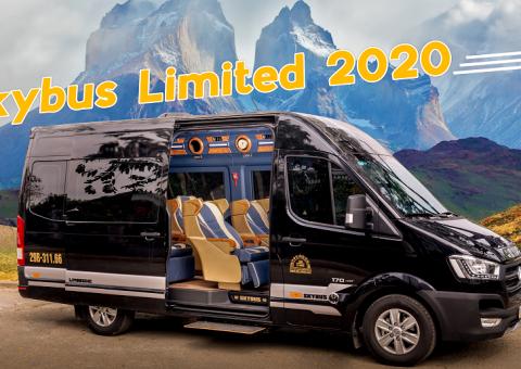 Skybus Limited - Solati Limousine 2020