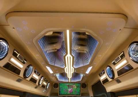Solati Limousine 12 chỗ - Skybus Pro 8