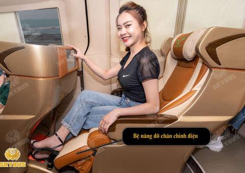 Skybus Limited - Solati Limosuine ghế VIP chỉnh điện 11