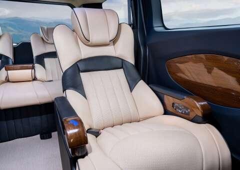 Ford Limousine Tourneo 7 chỗ